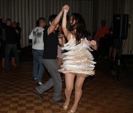 How I met my husband salsa dancing Part II