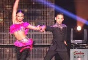 D'Angelo & Amanda – Kids Perform Super Salsa Dance – America's Got Talent 2013