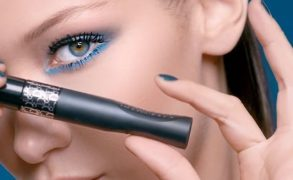 Bigger lashes with 'squeezable' mascara